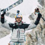 Andrzej Bargiel po zjeździe z K2 (fot Marek Ogień)