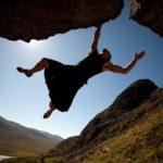 Dave MacLeod jest Szkotem (fot arch D. MacLeod)